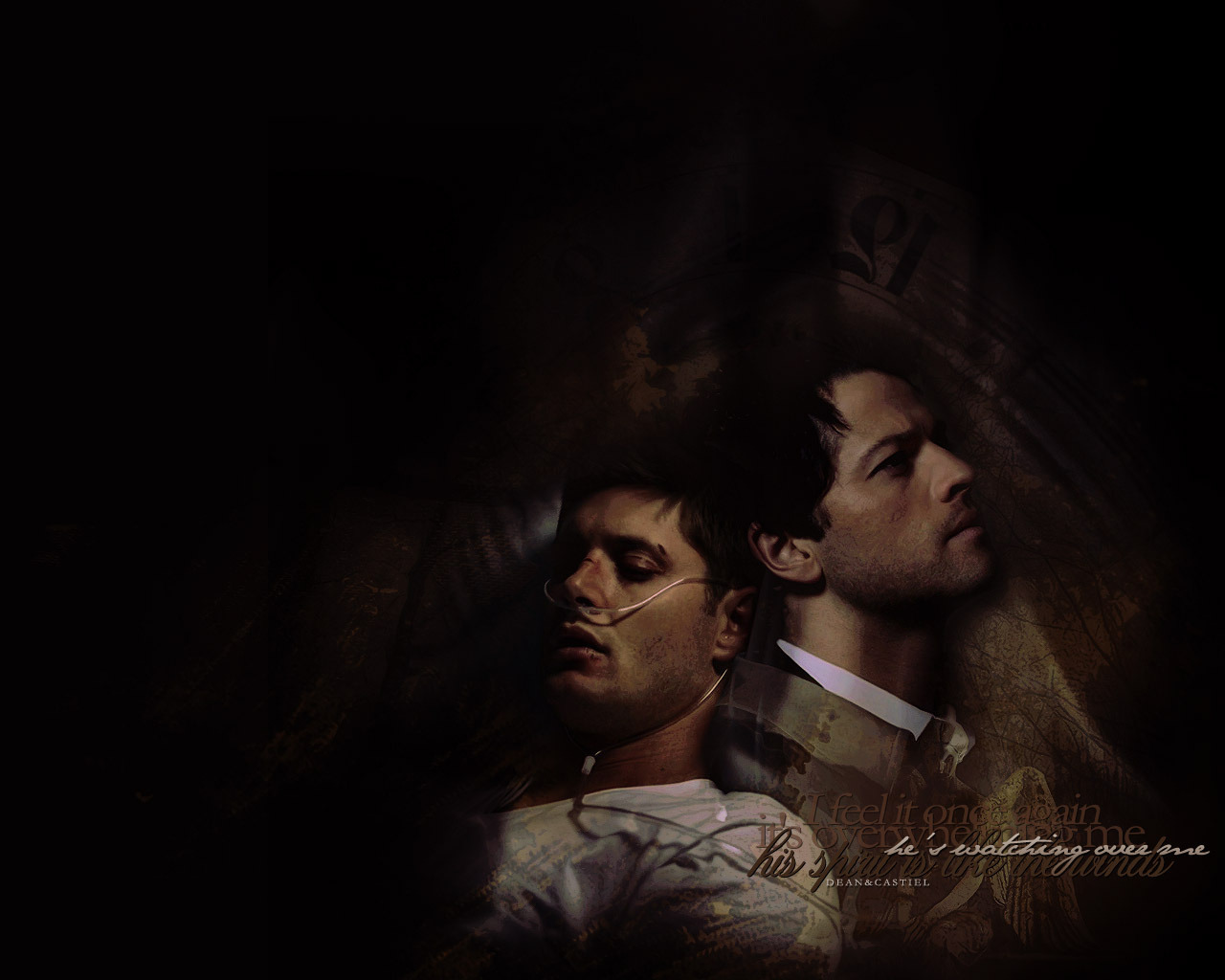 Dean and Cas - Superna...
