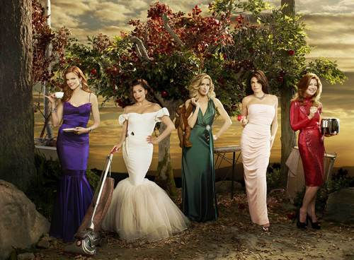 Desperate Housewives Season 6 Promo Cast Pic - desperate-housewives Photo