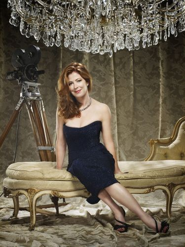 Desperate Housewives wallpaper probably containing tights entitled Desperate Housewives Season 6 Promo Pics Katherine Mayfair