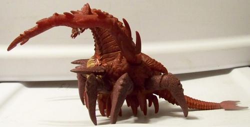 Destoroyah crabe