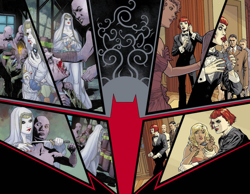 Detective Comics #857 page