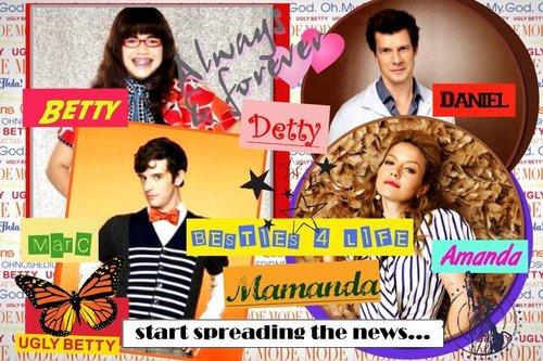 Detty and Mamanda