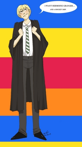 Did Someone Say Draco Malfoy?