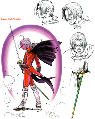 Dragon Quest VIII - Angelo
