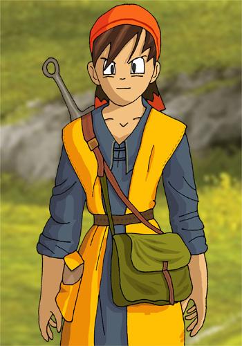 Dragon Quest VIII - Hero