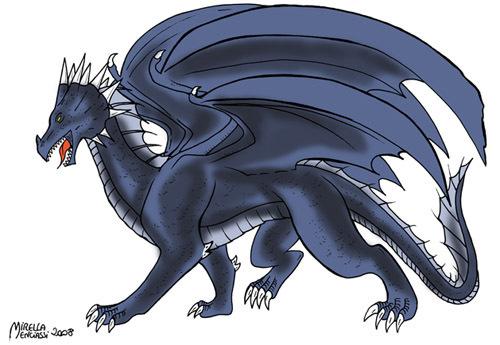 dragons fond d'écran possibly containing animé called Dragon