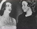 Dynamic Dames (Susan Hayward & Bette Davis) - classic-movies photo