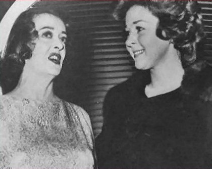 Dynamic Dames (Susan Hayward & Bette Davis)