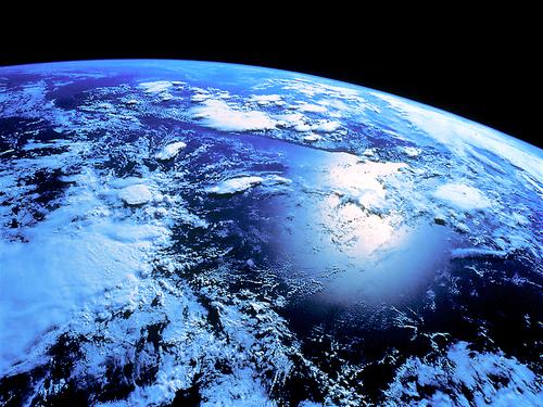 o espaço wallpaper titled Earth / o espaço
