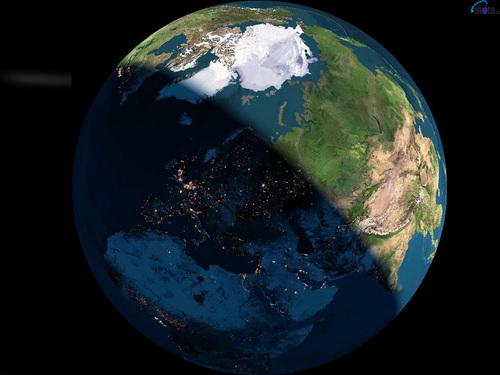 Earth / মহাকাশ