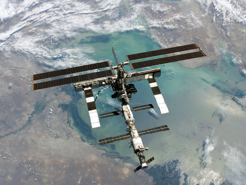 Earth / luar angkasa