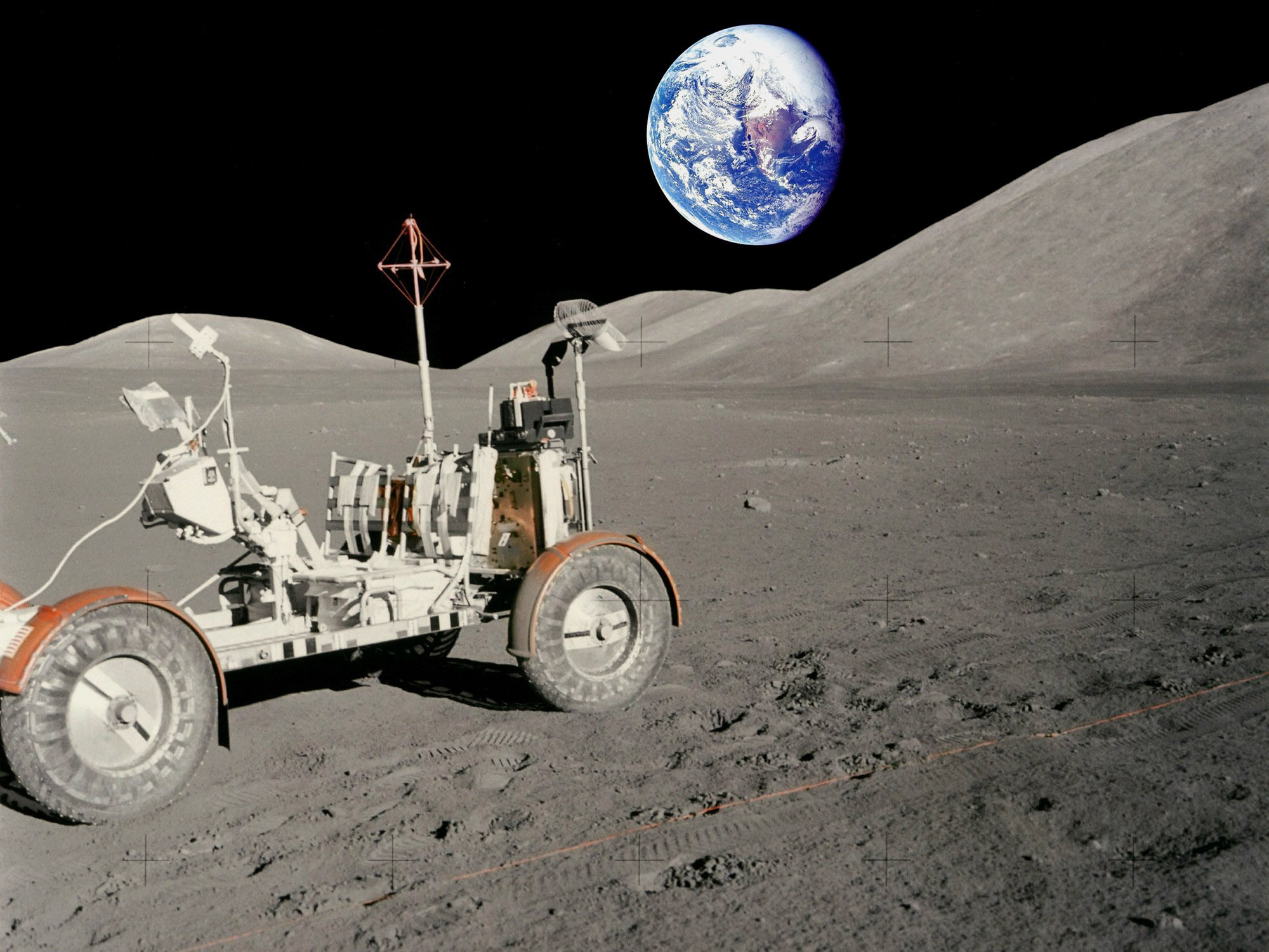 space rover on earth - photo #9