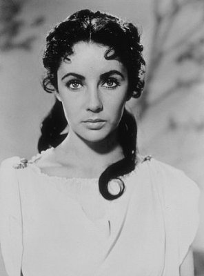 Elizabeth Taylor Screen Test for Quo Vadis