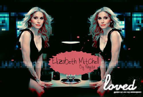 Elizabith Mitchel- Juliet