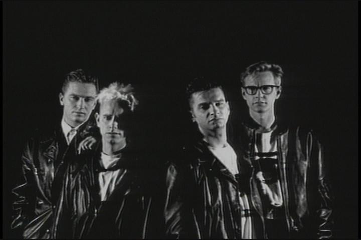 depeche mode video