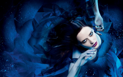 Eva Green Poison fonds d'écran