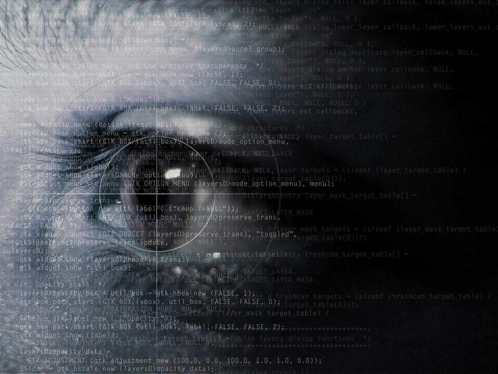 Eye wallpaper