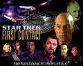 First Contact - star-trek photo