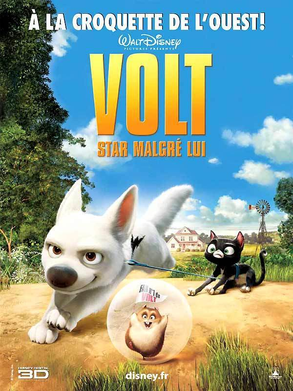 Disney's Bolt images French Bolt Poster HD wallpaper and ...