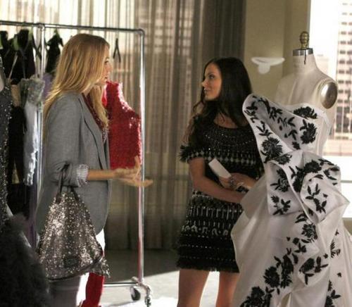 Gossip Girl season 3 Promo pictures