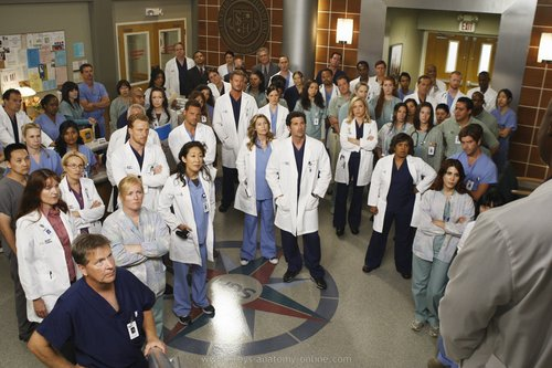 Grey's Anatomy- 6.01 promotional pictures