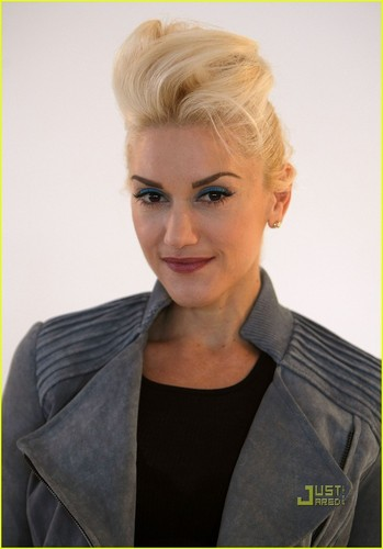 Gwen Stefani Presents L.A.M.B. at NY Fashion Week