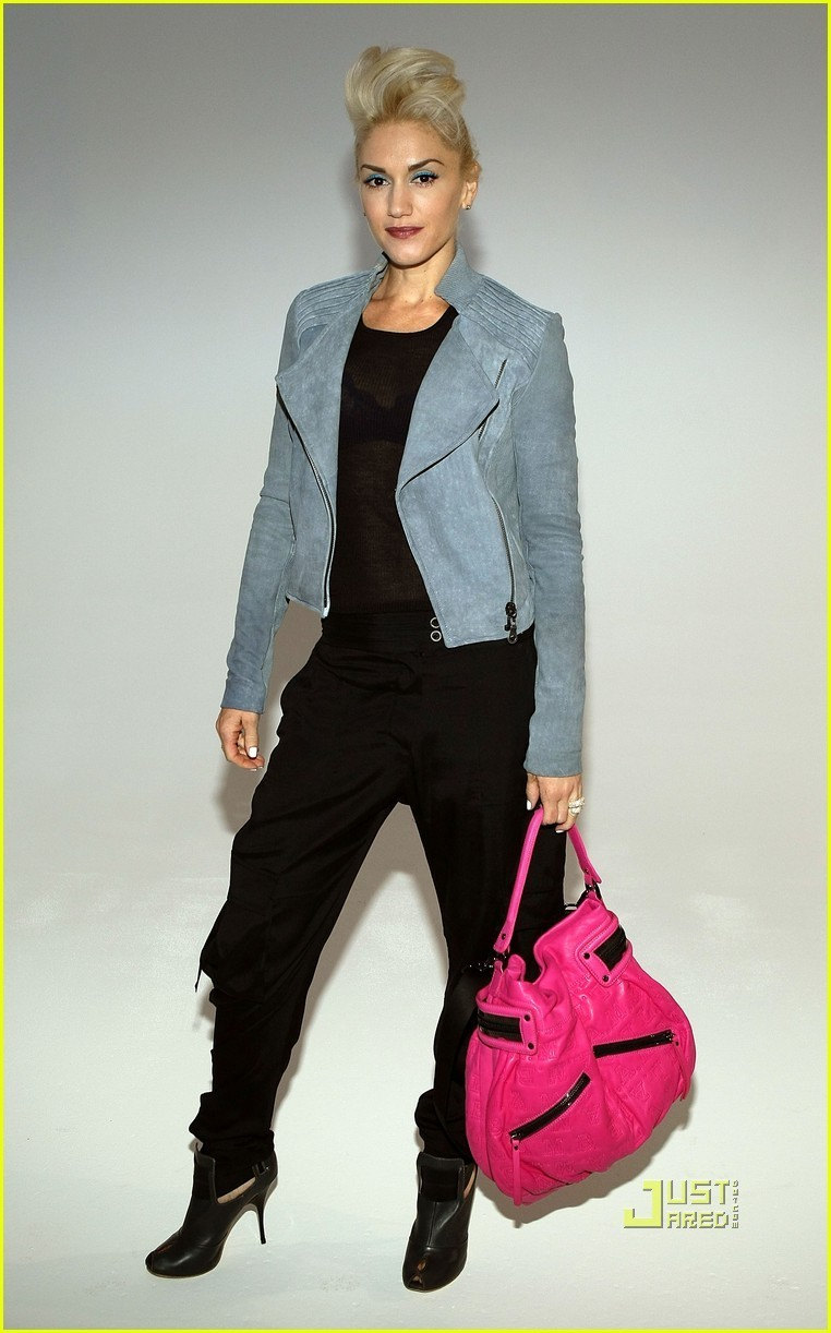 Gwen Stefani Presents L.A.M.B. at NY Fashion Week