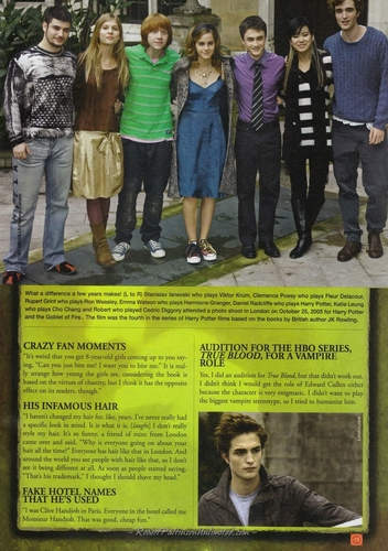 HQ Scans from fantasi Film #7 - New Moon Collectors Edition