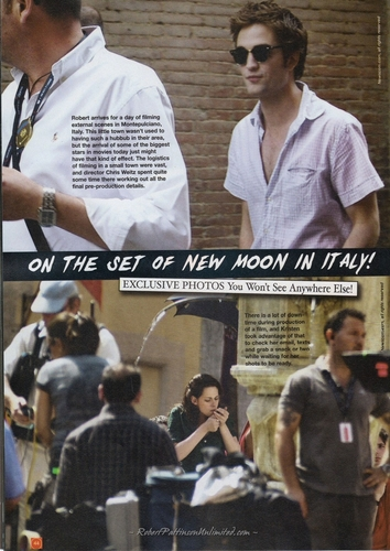 HQ Scans from ফ্যান্টাসি Film #7 - New Moon Collectors Edition