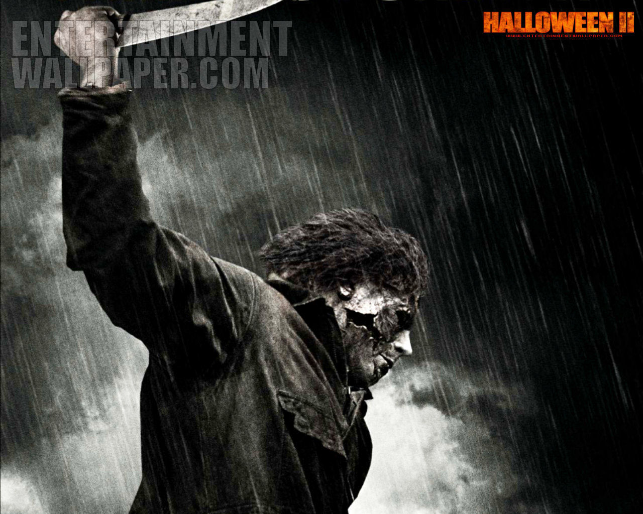 horror movies images halloween 2 (2009) wallpapers hd wallpaper and