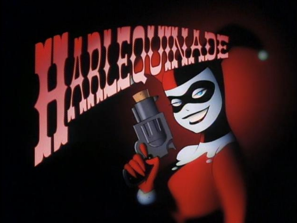 harley quinn is the - photo #48