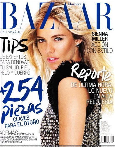 Harper's Bazaar (Spanish) [8/09]