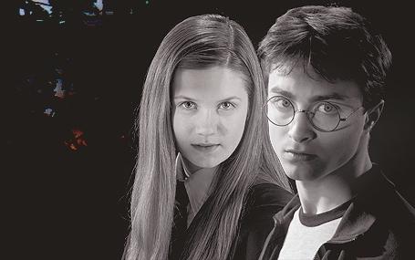 Harry/Ginny - Harry and Ginny Fan Art (8041574) - Fanpop