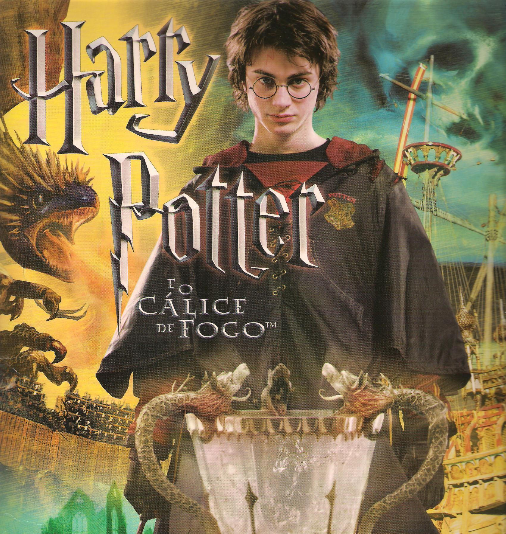 harry potter and the goblet of Harry starts his fourth year at hogwarts, competes in the treacherous triwizard tournament and faces the evil lord voldemort ron and hermione help harry manage the pressure – but voldemort lurks.