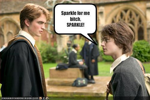 Harry Potter vs Twilight?