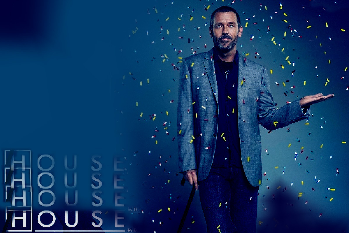What does Hugh Laurie (Dr. House) do at night 29