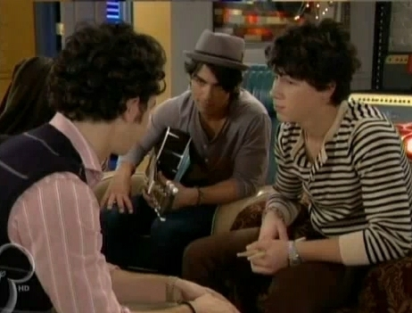 JONAS ep. 6 ' Chasing the Dream ' screens