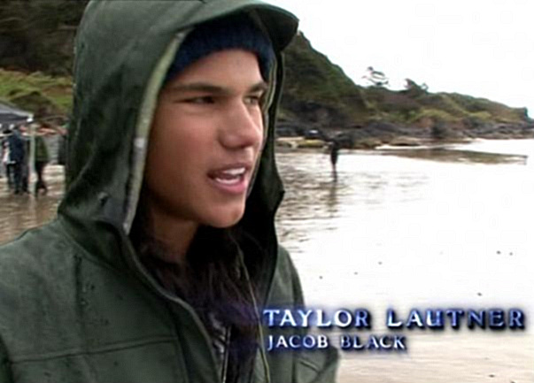 Jacob Black in Twilight