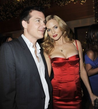 Jason Bateman with Heather Graham
