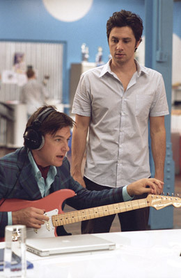 Jason Bateman in The Ex w/ Zach Braff