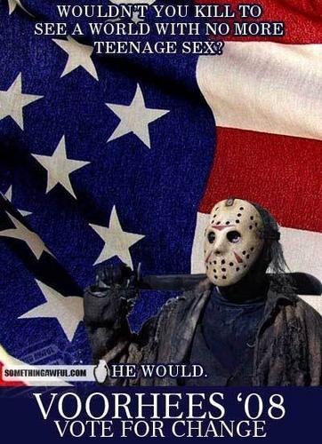 Jason For President!