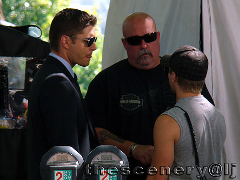 Jensen on Set SPN