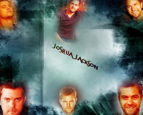 Joshua Jackson tường
