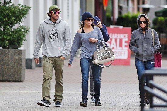 Kristen, Elizabeth and Nikki