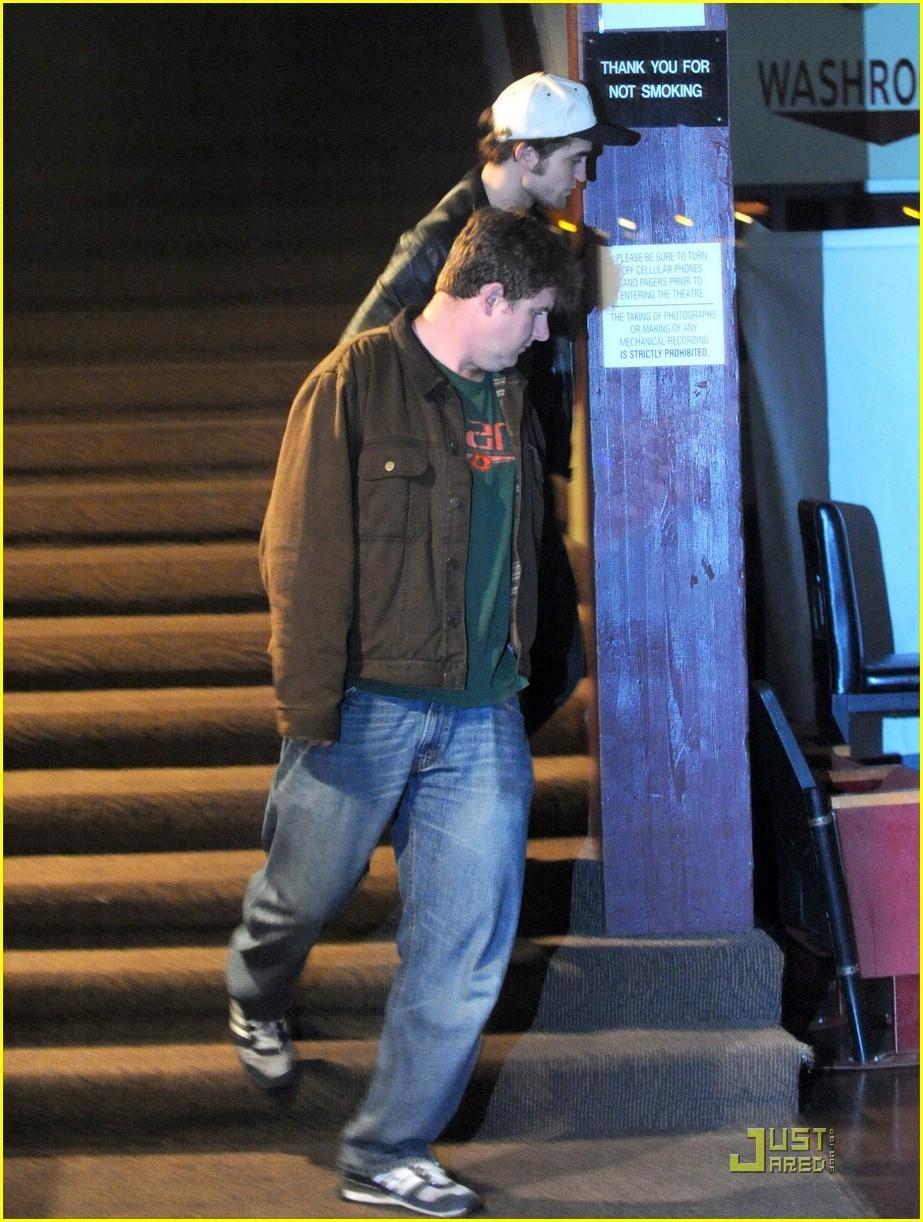 Kristen Stewart & Robert Pattinson: Bobby Long প্রেমী