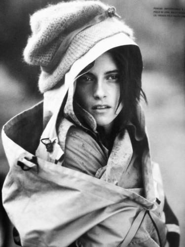 Kristen Stewart - Vogue Italy 2007 [HQ]