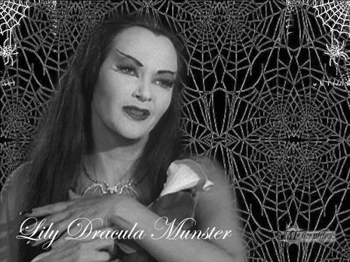 Lily Dracula Munster - the-munsters Wallpaper
