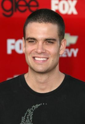 Mark SAlling @ Glee Premiere Party (Sept 09)