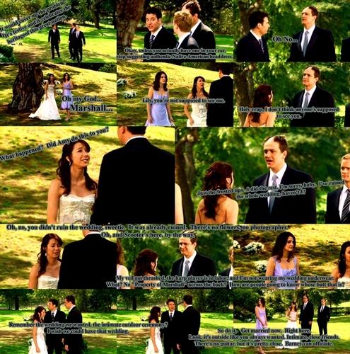 Marshall & Lily Wedding