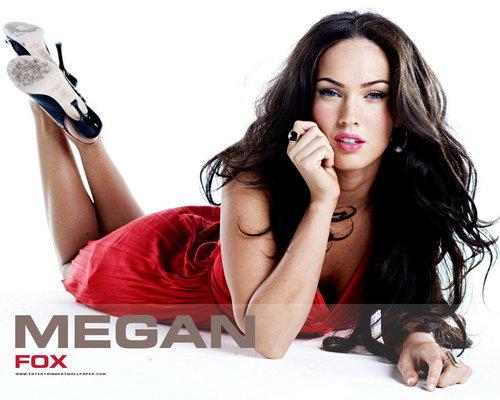 Megan لومڑی